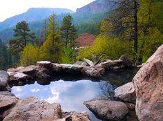 hot springs, new mexico, soak, jemez, ojo caliente, natural spa, santafe.com, mineral springs, SantaFe.com | Articles | SantaFe.com