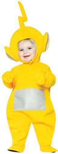 Teletubbies Laa-Laa Toddler Costume