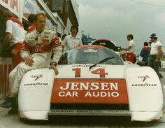 Al Holbert at Mosport | Racing Memories | Pinterest