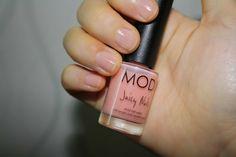 MODI juicy 18 pudding pink //// #pink, sheer, jelly finish