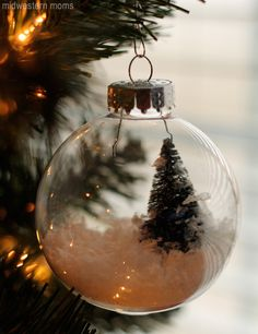 Christmas Tree Ornament | Midwestern Moms