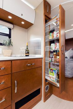 Info about Sprinter Camper Cenversions -A Sprinter van camper has become the most versatile sort of Sprinter RV. He or she is a different kind of a home on whe. Sprinter Van Conversion, Camper Van Conversion Diy, Mercedes Sprinter Camper Conversion, Bus Camper, Camper Trailers, Camper Hacks, Rv Hacks, Motorhome, Camping Con Glamour