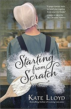 Diana's Tea Time Reviews: Starting from Scratch  by Kate Lloyd