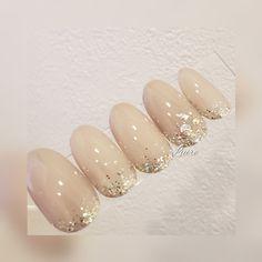 オールシーズン/ハロウィン/ブライダル/パーティー/ハンド - ✨esthetic&nail Luire*リュイール*✨のネイルデザイン[No.3548538]|ネイルブック Fancy Nails, Cute Nails, Pretty Nails, Korean Nail Art, Korean Nails, Bridal Nails, Wedding Nails, Hair And Nails, My Nails