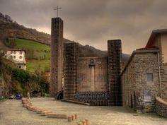 Santuario de Aranzazu / Sanctuary of Aranzazu, Oñati