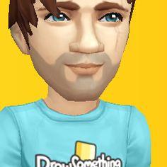 #ZyngaAvatar! Woo hoo!! I just made a double mega sweet avatar!. http://fun.zynga.com/avatarpin