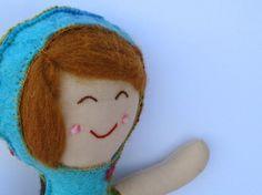Tricanita boneca