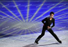 Figure Skating Grand Prix Final. Exhibition Gala
