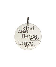 'Kind Heart' Charm