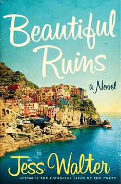 Beautiful Ruins, Jess Walters. A young innkeeper on the Italian coastline is encapsulated by a beautiful woman approaching on a boat. The story picks up 50 years later and half a world away as an elderly Italian man shows up on a movie studio's back lot searching for the mysterious woman he last saw at his hotel decades earlier. A wondrous love story that stretches over 2 continents and 50 years.