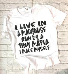 Vinyl Shirts, Mom Shirts, Cool T Shirts, Funny Shirts, T Shirts With Sayings, Mom Sayings, Mom Outfits, Mom Humor, Maternity Fashion