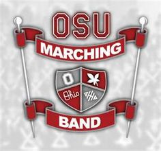 ohio state band marching #UltimateTailgate #Fanatics