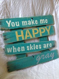 You make me HAPPY ~*■ General Pallet is ■*~ is the Largest Distributor of Pallets in the Northeast. We are one of the largest #pallet recyclers in the United States. We believe in promoting the responsible use of pallets after they leave the distribution cycle. Help us keep this world a better place and #repin these great #upcycle ideas!