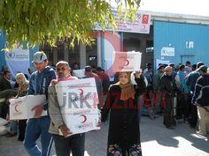 Türk Kızılayı Gazze de