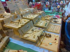 Lovely Jewelry Display- no idea who this is from, couldn't find it on google images.