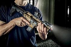 CMMG expands their radial delayed blowback AR pistols with the It is an FN Five-seveN magazine fed AR chambered in