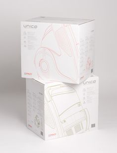 UNICO POLTI _ Packaging 'n logotype on Behance