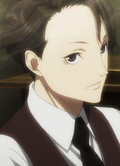 """minobishe: """"Miyoshi (Joker Game ep 1) """""""