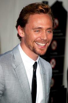 Tom Hiddleston.