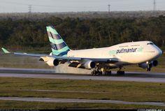 Pullmantur Air, Boeing 747-412