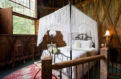 You Can Spend the Night in This Charmingly Rustic Silo Cottage   - CountryLiving.com