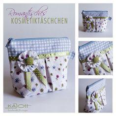 KaJott - handmade and unique - Genähte Taschen und mehr - nähen - DIY - Anleitungen: Auf in den Nähwettstreit