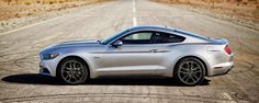 2015 Ford Mustang Receives Highest Safety Rating from NHTSA