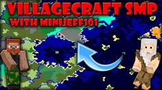 V1llagecraft - Ep 6 It's moving day!!