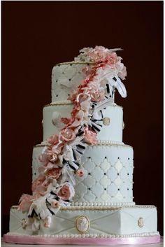 Pasteles de bodas The Caketress