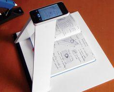 iphone scanner DIY