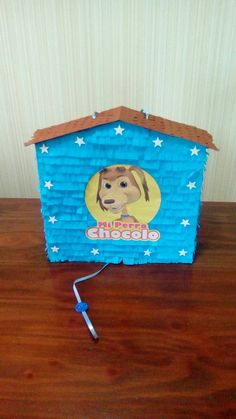 Piñata Mi Perro Chocolo Toy Chest, Dogs, Party, Decor, Birthday Images, Events, Flowers, Fiesta Party, Doggies