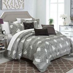 Chic Home Fiorella 6-piece Jacquard Bed Set - $184.99