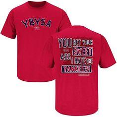 Boston Red Sox Fans. YBYSA. (Anti-Yankees). T-Shirt (S-5XL)
