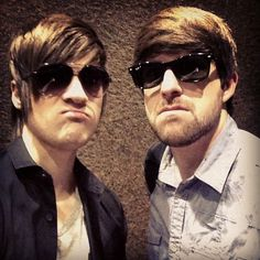 Anthony Padilla and Ian Hecox / Smosh Pewdiepie Jacksepticeye, Cryaotic, Youtube I, Youtube Stars, Smosh Games, Joey Graceffa, Best Youtubers, So Little Time, Role Models