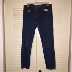 Forever 21 Jeans Comfy worn in Forever 21 Jeans. Worn and washed, really comfortable! Open to reasonable offers!  Forever 21 Jeans Skinny