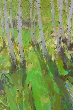 Birch large by Colin Page