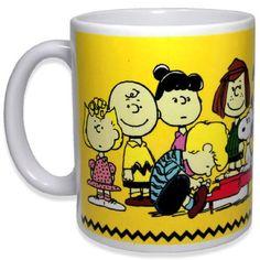 Caneca Snoopy - 330 ml