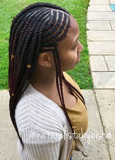 Tribal braids