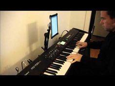 Melbourne Wedding Pianist - Ben Martin