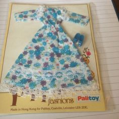 Pippa ® Fashions By Palitoy Outfit With Shoes