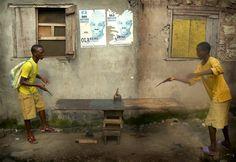 Tenis de Mesa  em Africa