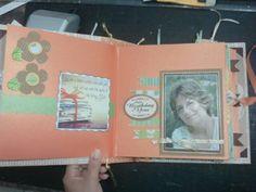 Scrapbook álbum 3