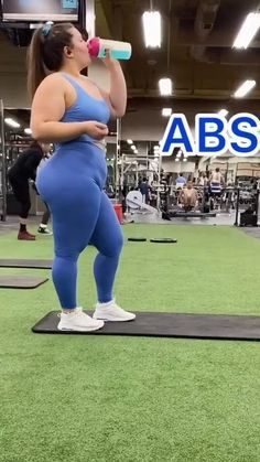 Fitness Workouts, Hiit Workout Videos, Gym Workout For Beginners, Planet Fitness Workout, Fitness Workout For Women, Full Body Gym Workout, Slim Waist Workout, Tummy Workout, Hip Workout