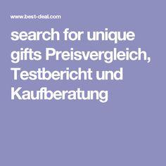 search for unique gifts Preisvergleich, Testbericht und Kaufberatung