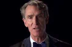 "Take a second to guess who taught Bill Nye astronomy. We'll give you a hint: starts with ""Carl"" and ends with ""Sagan."""