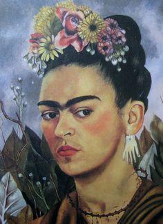 Frieda Kahlo, 1907-1954.