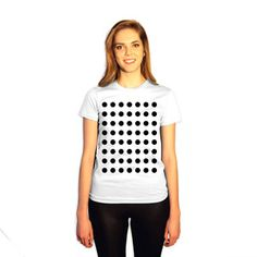 Dots Tee Women's, $23, now featured on Fab.