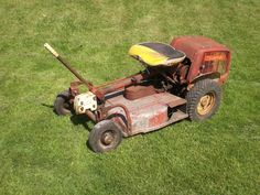 My Tractor Pictures Simplicity Tractors, Tractor Pictures, Lawn Mower, Outdoor Power Equipment, Lawn Edger, Grass Cutter, Garden Tools