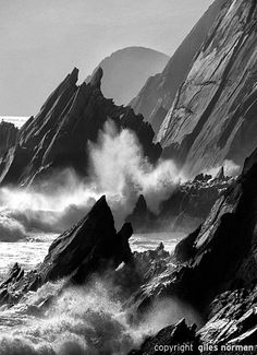 Photo of Dingle 2010 - 9.5x12 - Black and White Landscape Photography