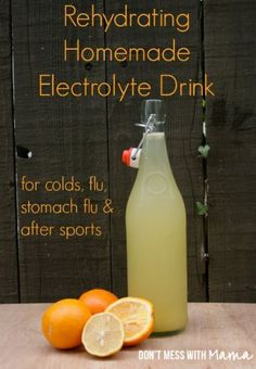 5 Homemade Cold and Flu Remedies